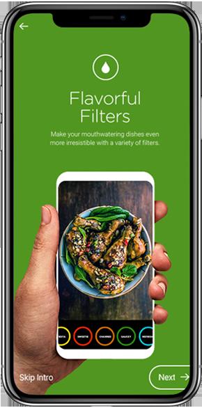 NutriAsia - Snappetize Filter