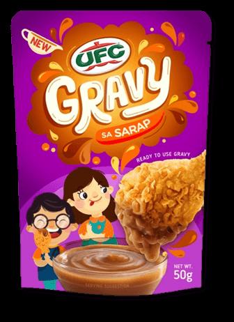 NutriAsia - UFC Gravy sa Sarap Ready-To-Use Gravy 50g