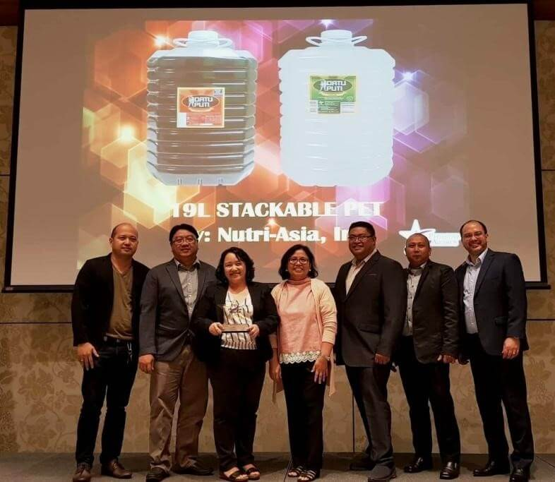 NutriAsia employees in PhilStar Award