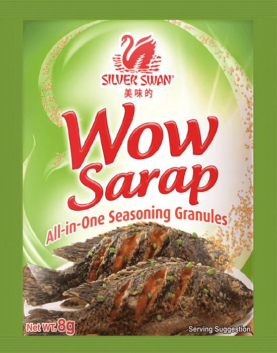 NutriAsia - WOW SARAP Fish