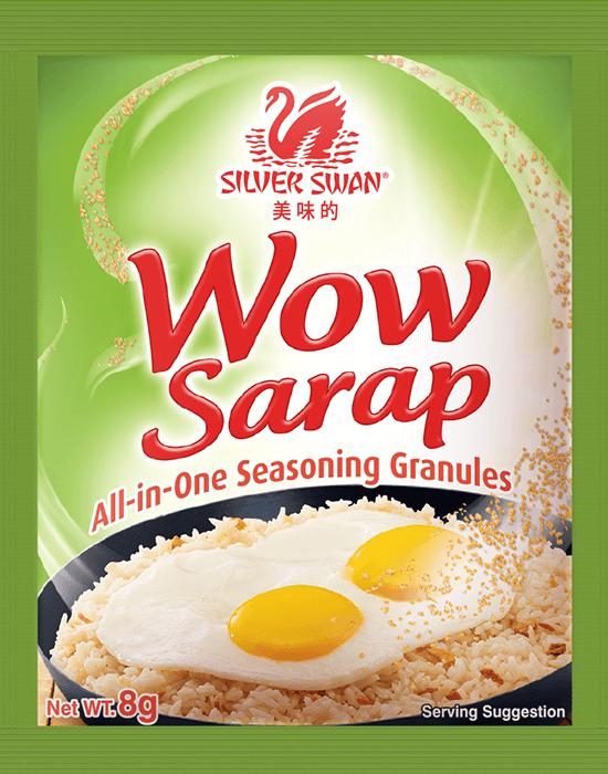 NutriAsia - WOW SARAP Egg Rice