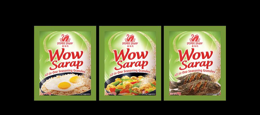 wow sarap seasoning granules 8g