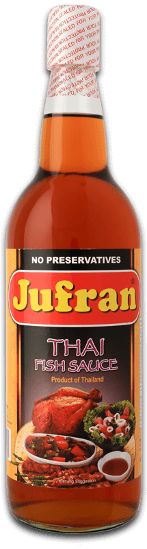 NutriAsia - Jufran Thai Fish Sauce 750ml