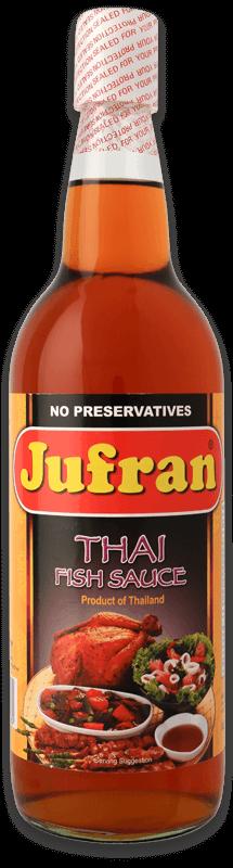 NutriAsia - Jufran Thai Fish Sauce 750ml
