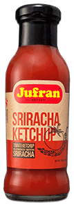 NutriAsia - Jufran Sriracha Ketchup