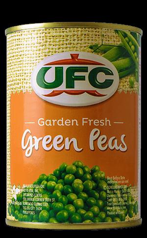 NutriAsia - UFC Green Peas 400g