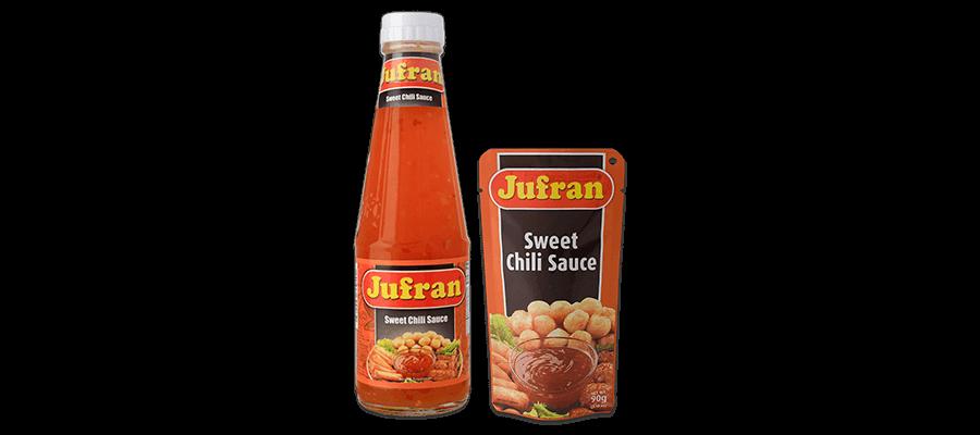 NutriAsia - Jufran Sweet Chili Sauce