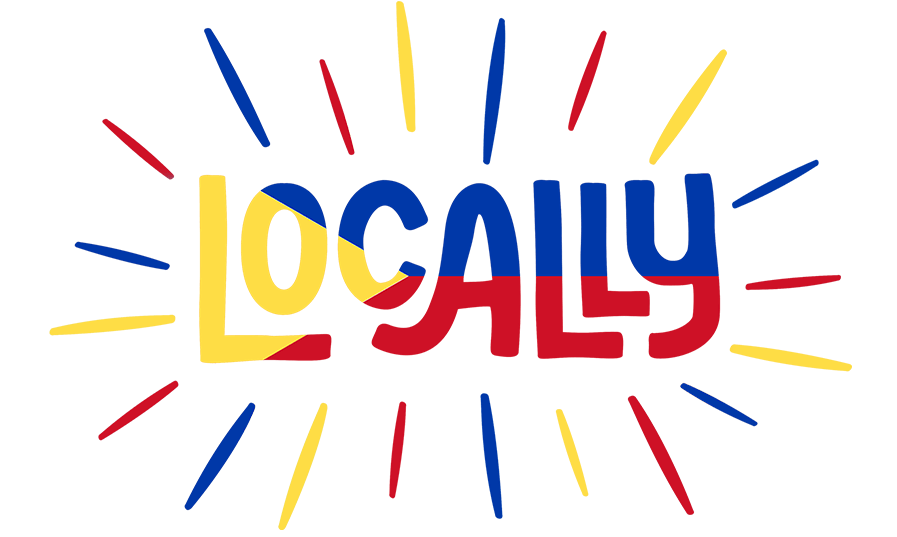 Locally Logo