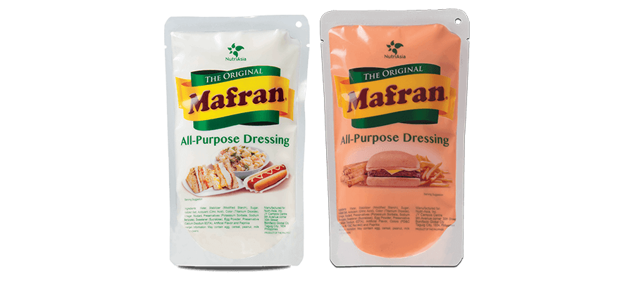 NutriAsia - Mafran All-Purpose Dressing