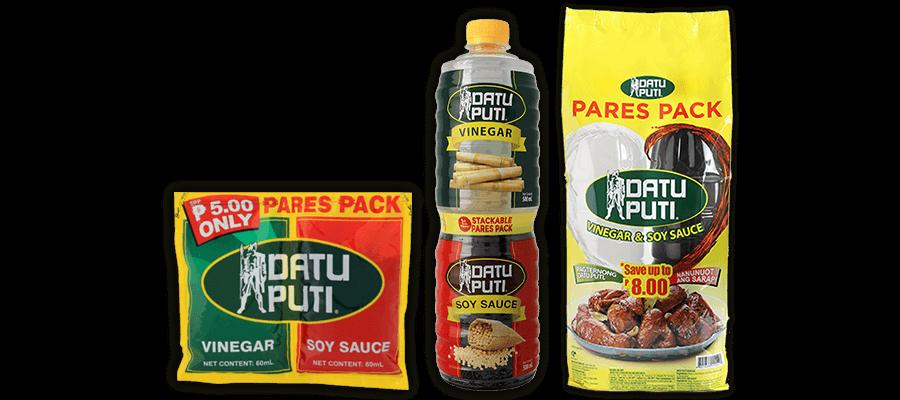 Datu Puti Pares Pack