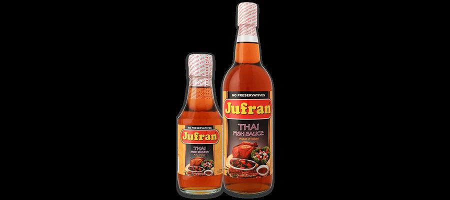 NutriAsia - Jufran Thai Fish Sauce