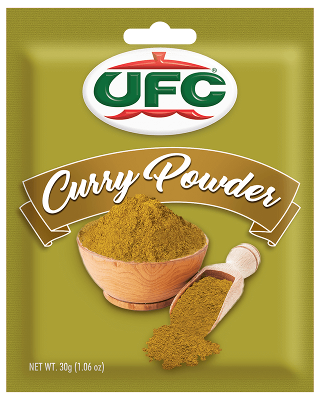 NutriAsia - UFC Curry Powder 30g
