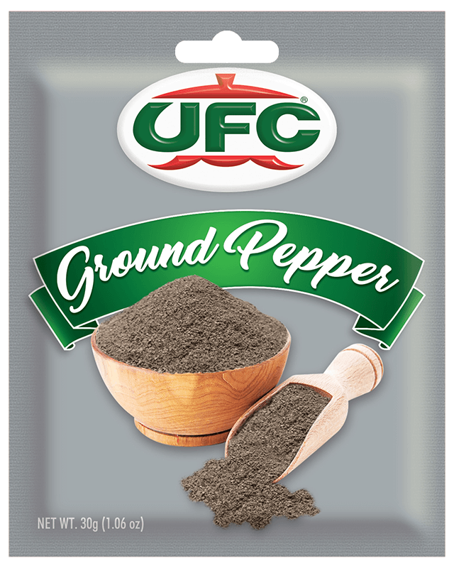 NutriAsia - UFC Ground Pepper 30g