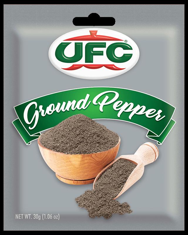 NutriAsia - UFC Ground Pepper 30g