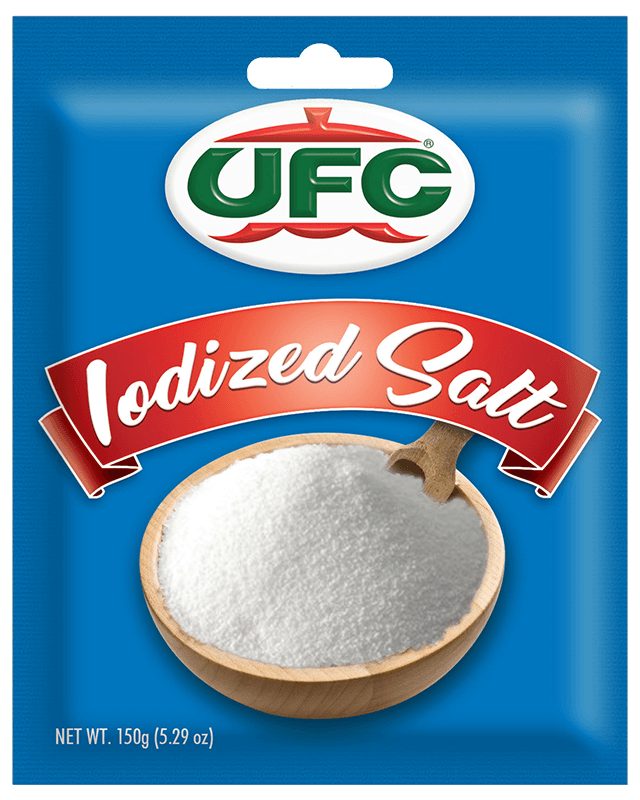 NutriAsia - UFC Iodized Salt 150g