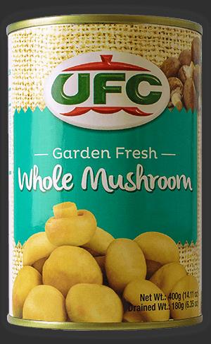 NutriAsia - UFC Whole Mushroom 400g