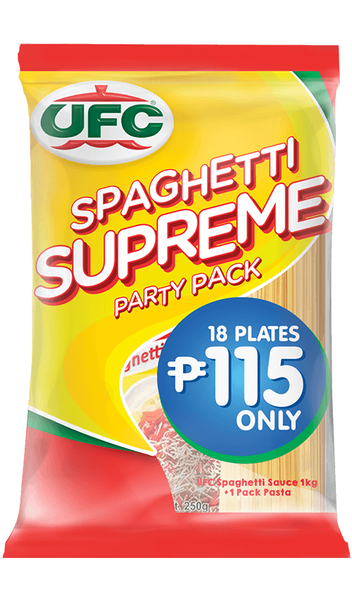 NutriAsia - UFC Spaghetti Supreme