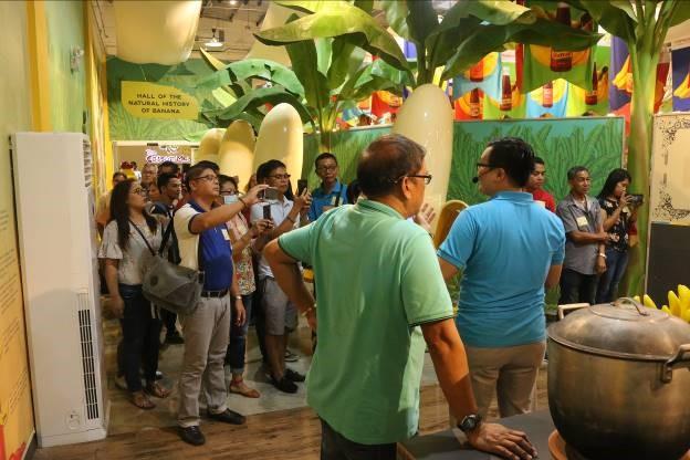 NutriAsia celebrates History of Banana Catsup in Catsup Museum