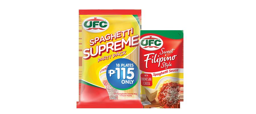 NutriAsia - UFC Spaghetti Sauce