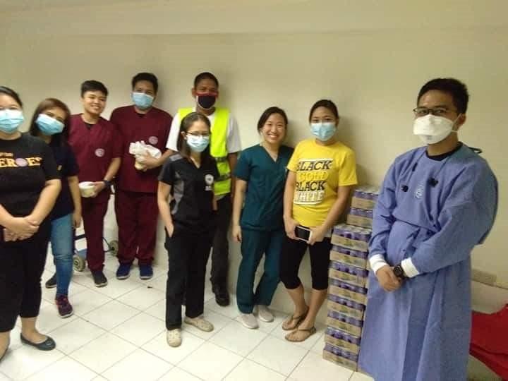 UST Hospital Staff