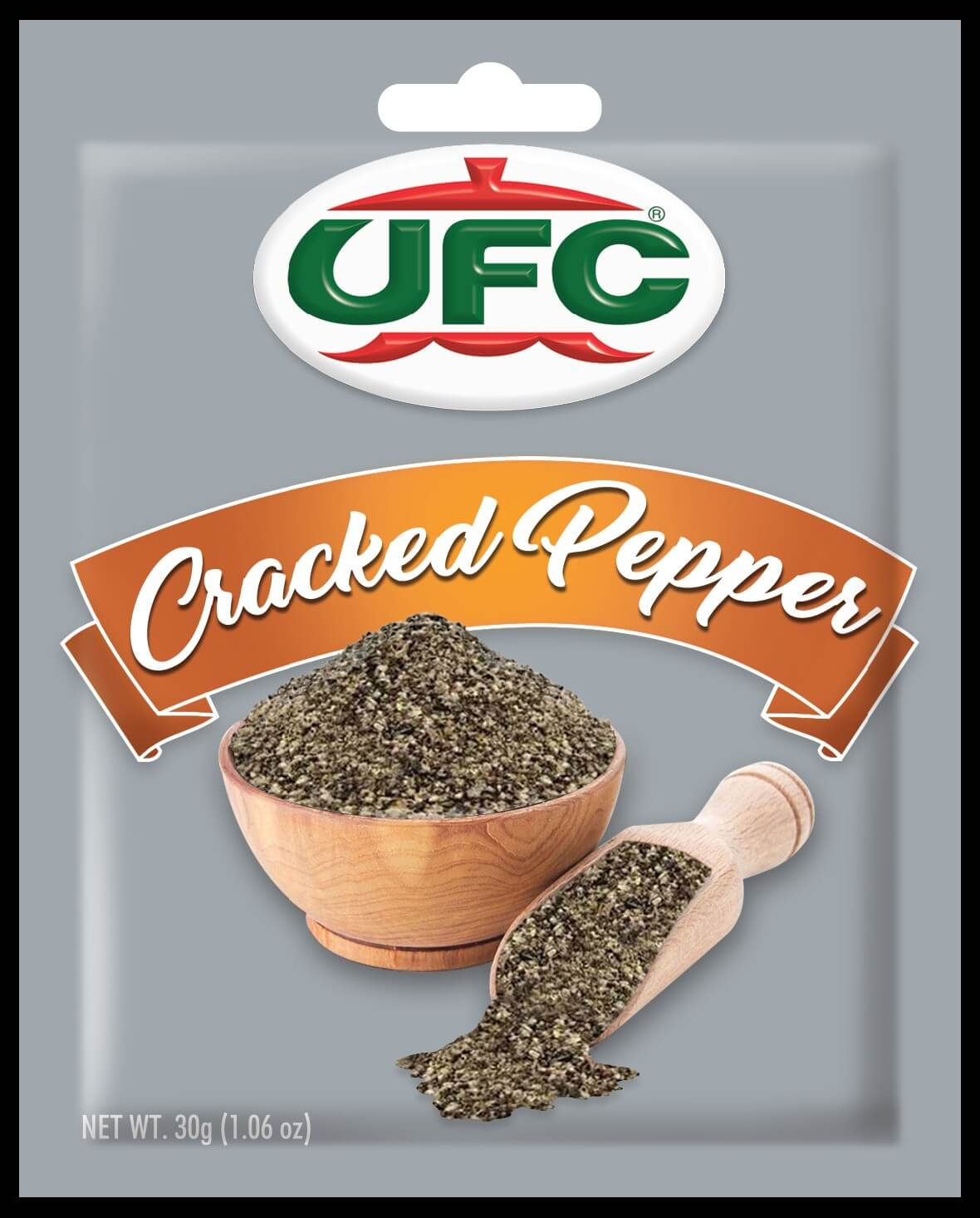UFC Cracked Pepper 30g