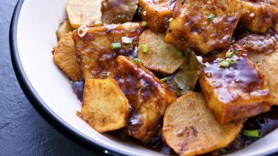NutriAsia Tokwa Paksiw With Patatas
