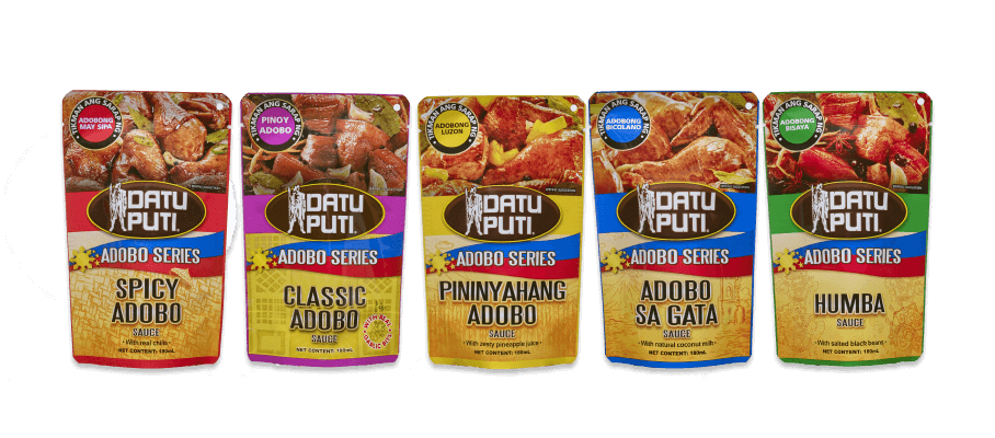 Datu Puti - Adobo Series