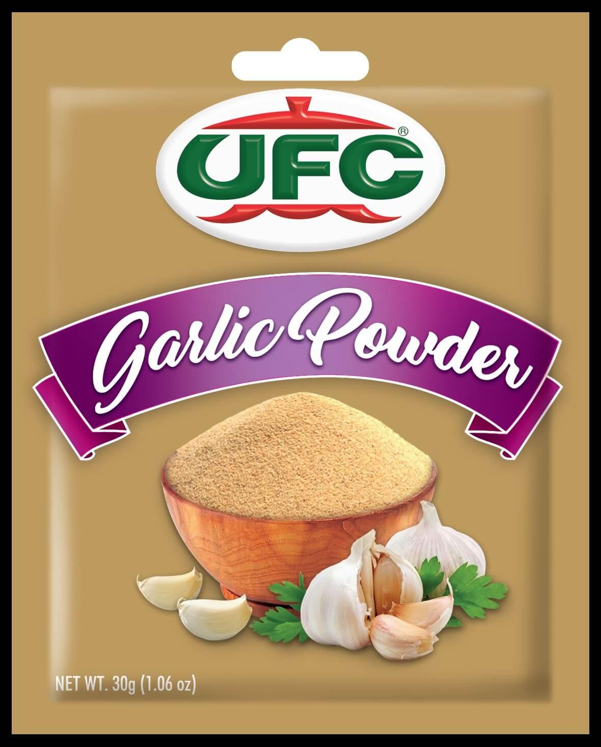 UFC Garlic Powder 30g
