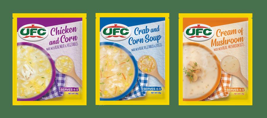 UFC Creamy Soups
